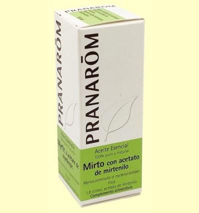 Mirto amb Acetat de Mirtenilo - Oli Essencial - Pranarom - 10 ml