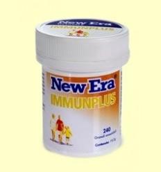 Immunplus de Schüssler - New Era - 240 comprimits