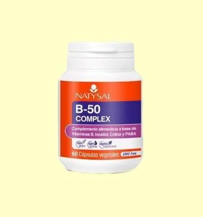 B50 Complex - Natysal - 60 càpsules