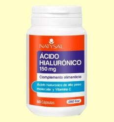 Àcid hialurònic 150 mg - Natysal - 60 càpsules