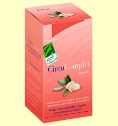 Circucomplet - Circulació - 100% Natural - 90 càpsules