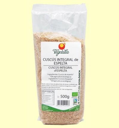 Cuscús integral d'Espelta Bio - Vegetalia - 500 grams
