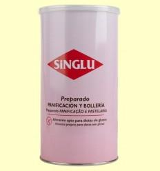 Preparat de panificació i Pastisseria de Blat Sense Gluten - Singlu - 800 grams
