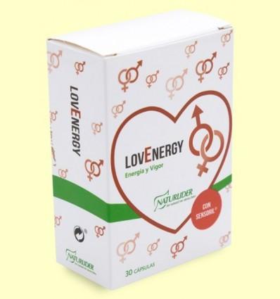 LovEnergy - Salut Sexual - Naturlider - 30 càpsules