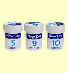 Trio Detox - Sales maig 9 i 10 - New Era - 720 comprimits