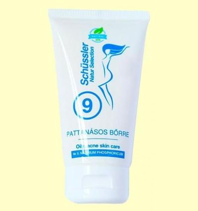 Crema Pell Impura Nº9 Natrium Phosphoricum - Schüssler - 75 ml