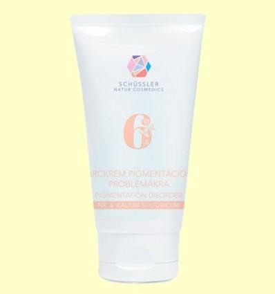 Crema Pigmentació Nº6 Kalium sulfuricum - Schüssler - 75 ml