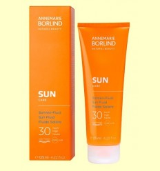 SUN Fluid Solar IP 30 - Anne Marie Börlind - 125 ml