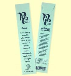 Rosa - Encens Natural Sense Tòxics - H&B - 10 varetes