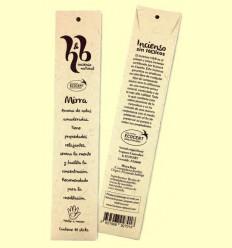 Mirra Ecocert - Encens Natural Sense Tòxics - H&B - 10 varetes