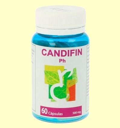 Candifin Ph 500 mg - Espadiet - 60 càpsules