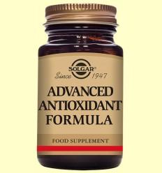 Formula Antioxidant Avançada - Solgar - 60 càpsules vegetals