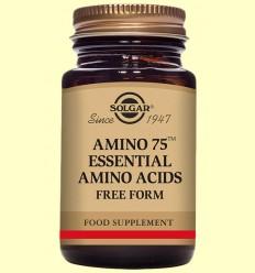 Amino 75 - Aminoàcids - Solgar - 90 càpsules