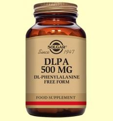 DLPA 500 mg - Aminoàcids - Solgar - 50 càpsules