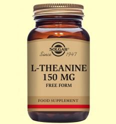 L-Teanina 150 mg - Aminoàcids - Solgar - 60 càpsules