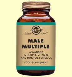Male Múltiple - Comprimits per a l'home - Solgar - 60 comp