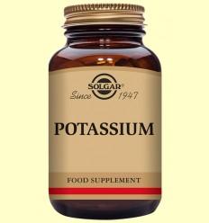 Potassi (com Gluconato) - Solgar - 100 comprimits