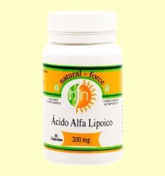 Àcid Alfa Lipoic - Nutri Force - 60 càpsules