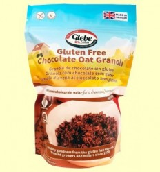 Granola de Xocolata Sense Gluten - Glebe Farm - 325 grams