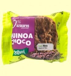Galetes Quinoa Xoco Digestive 0% sucres - Santiveri - 3 unitats