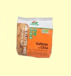 Galetes de Chía Ecològiques - Soria Natural - 200 grams