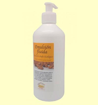 Emulsió Fluida amb Oli de Xufa - Van Horts - 500 ml