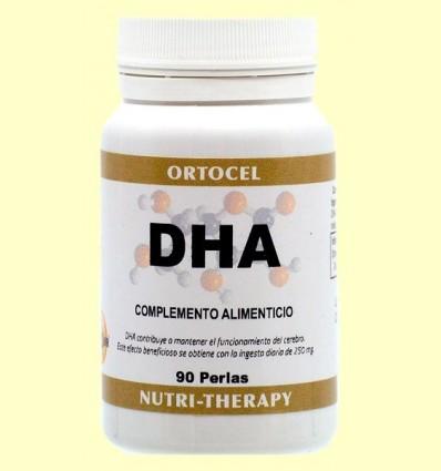 DHA - Ortocel - 90 perles