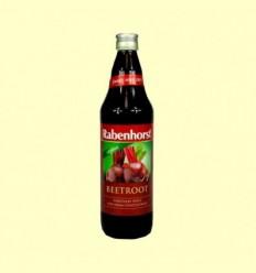 Suc Ecològic de Remolatxa - Rabenhorst - 750 ml