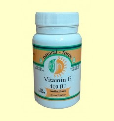 vitamina E - Nutri Force - 100 Perles