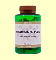 Vitamina C Plus + Citroflavonoides - Ortocel - 120 Tabletes