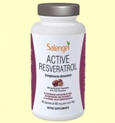 Active Resveratrol - Salengei - 60 càpsules