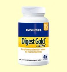 Digest Gold - Enzymedica - 45 Càpsules