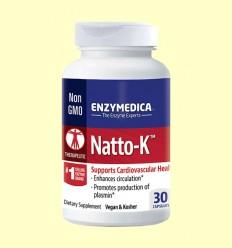 Natto-K - Enzymedica - 30 Càpsules