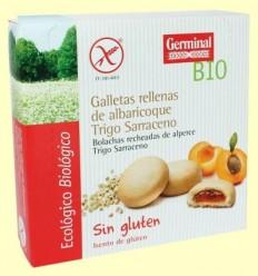 Galetes amb Crema de Albercoc - Germinal - 200 g