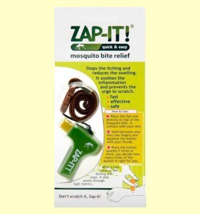 Zap-it - Picades d'Mosquit - Plameca - 1 unitat