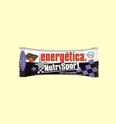 Barreta Energètica Xocolata Avellanes - Nutrisport - 44 grams