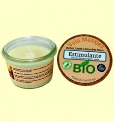 Vela Massatge Estimulant Bio - Natural mente - 50 grams