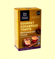 Torrades Multisemillas Comino Sense Gluten - The Foods of Athenry - 110 grams