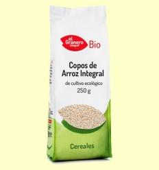 Flocs d'Arròs Integral Bio - El Granero - 250 grams