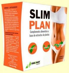 Slim Pla - Ergonat - 40 + 40 càpsules