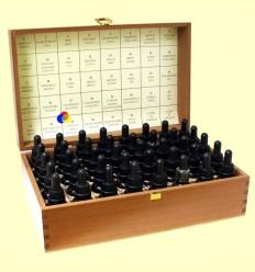 Set Complet Elixirs Florals - Plantis - 40 ampolletes d'elixir de 30 ml