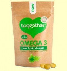 Omega 3 (DHA d'Algues) - Together - 30 Càpsules
