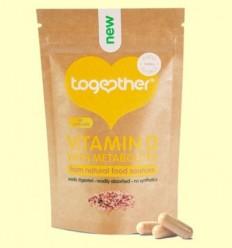Vitamina D amb Metabòlits - Together - 30 Càpsules