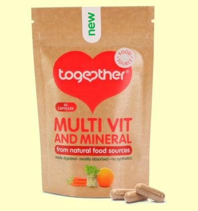 Multivitaminas i Minerals - Together - 30 Càpsules