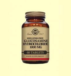 Glucosamina Clorhidrato 1.000 mg - Solgar - 60 comprimits