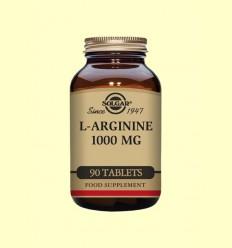 L-Arginina 1000 mg - Solgar - 90 càpsules *
