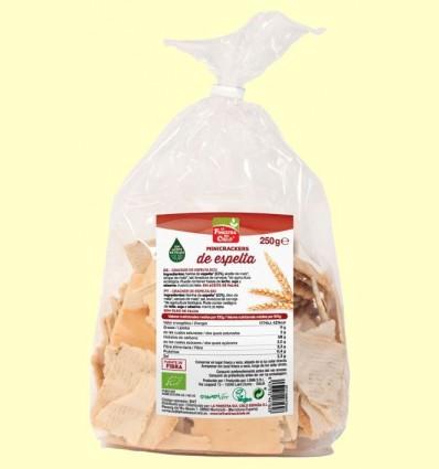 Mini Crackers 100% Espelta Bio - La Finestra sul Cielo - 250 grams