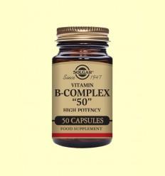 Vitamina B-Complex 50 - Solgar - 50 càpsules