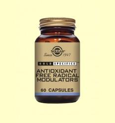 GS Antioxidant Free Radical Modulators - Solgar - 60 càpsules *