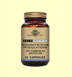 GS Homocysteine Modulators - Solgar - 60 càpsules